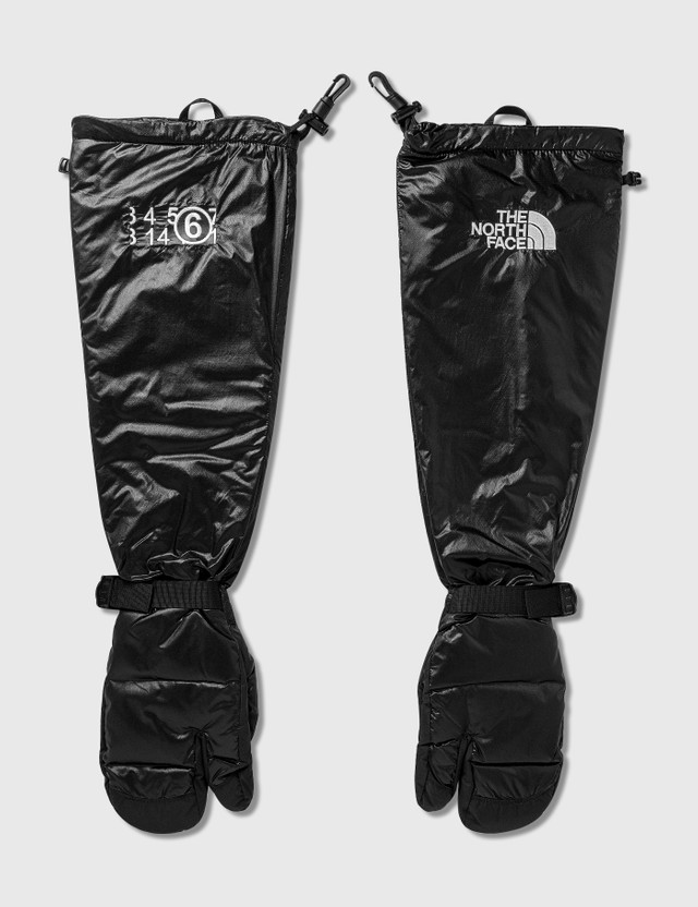 MM6 Maison Margiela MM6 Maison Margiela x The North Face Tabi Expedition Mitt Gloves Black Women