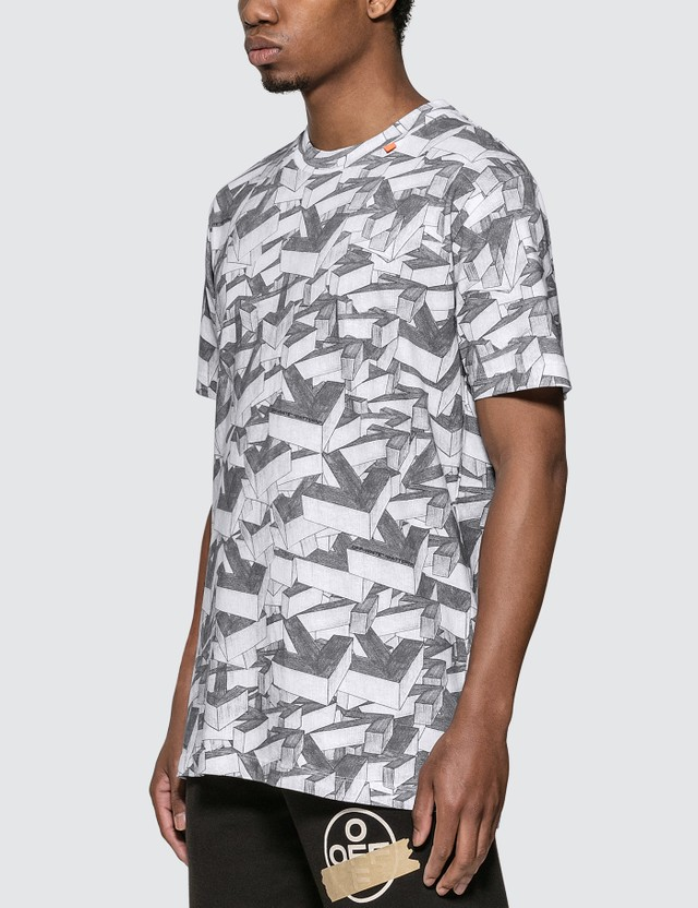 Off-White Allover Arrows Slim T-shirt
