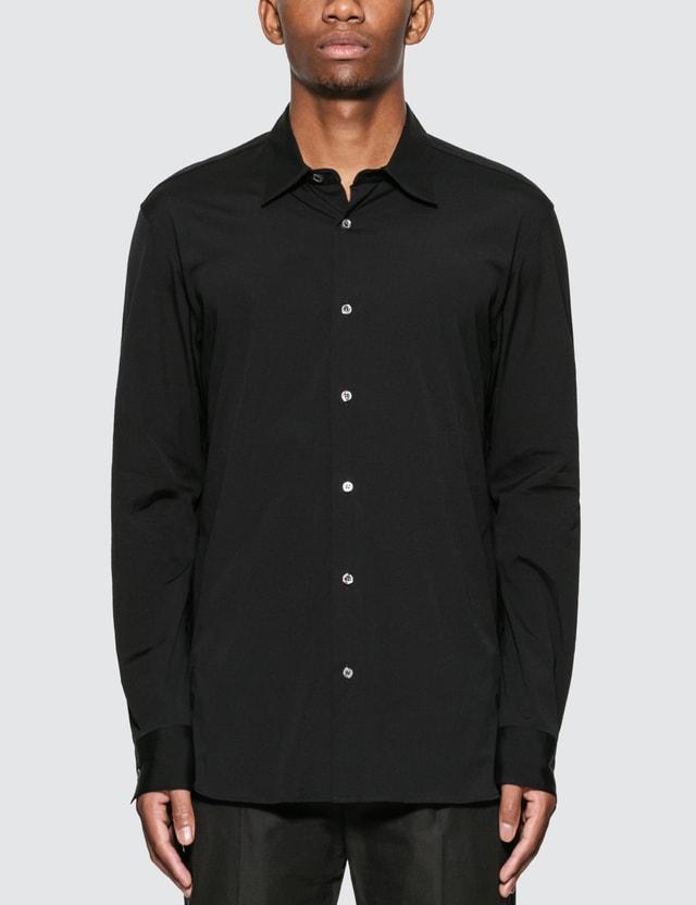Alexander McQueen 셔츠 Black Men