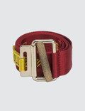 Heron Preston CTNMB Tape Belt