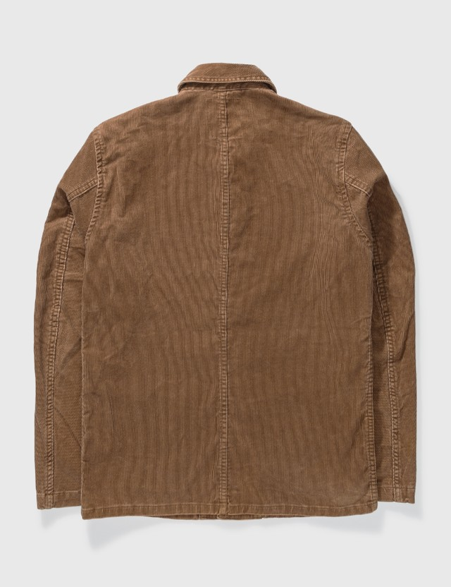 Visvim Corduroy Coverall Brown Archives
