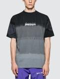 Palm Angels HBX Exclusive Bleached Logo T-Shirt Picture