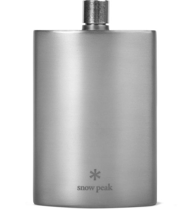 Snow Peak Titanium Flask (M)