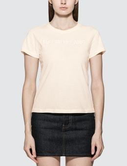Helmut Lang Monogram Baby T-shirt