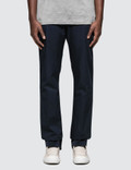 Lanvin Fitted Pants with Cord On Belt Picutre