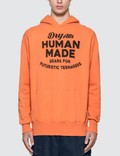 Human Made Hooded Sweatshirt Picutre