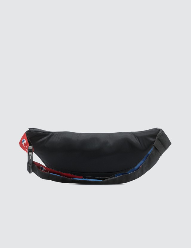 Champion Reverse Weave Belt Bag Black Men
