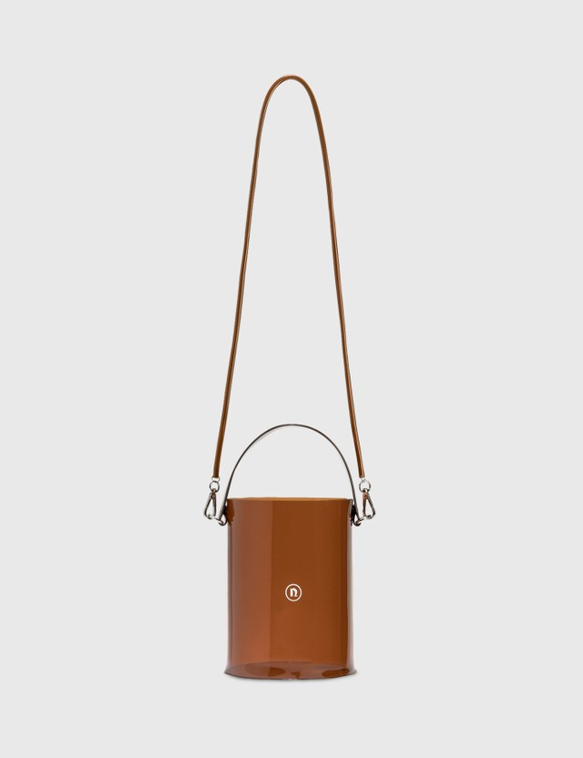 Nana-nana Small PVC Bucket Bag