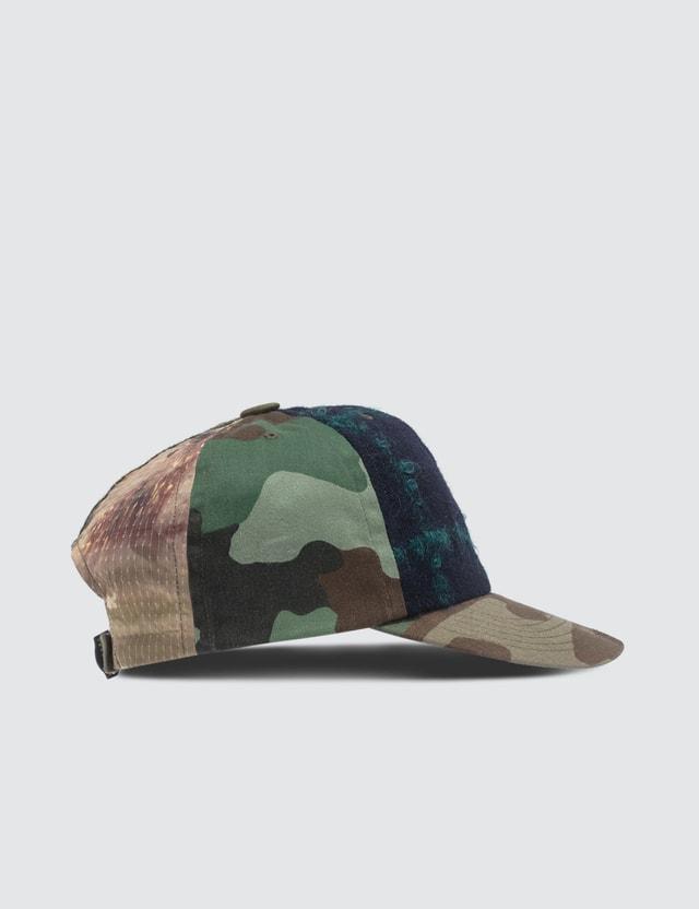 Maharishi Upcycled Patchwork Cap