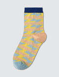 Hysteria By Happy Socks Ray Ankle Socks Picture