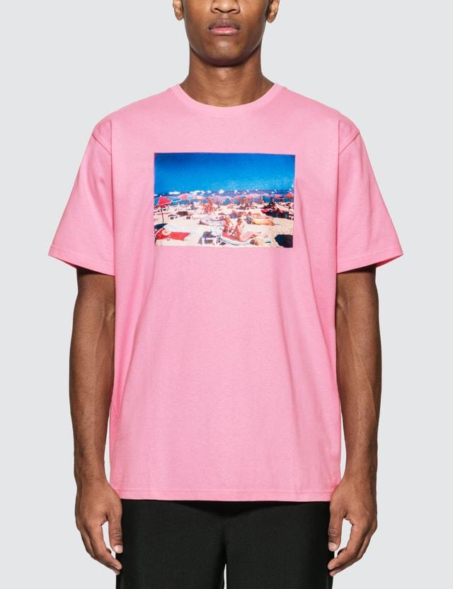 Rowing Blazers Slim Aarons Beach At St. Tropez T-Shirt