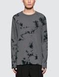 Helmut Lang Tie Dye L/S T-Shirt Picture