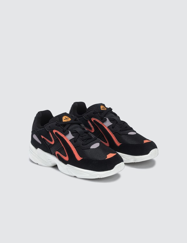 Adidas Originals Yung-96 Chasm (Kids) Black Kids