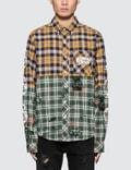 Billionaire Boys Club Headline Cut & Sew Check Shirt Picture
