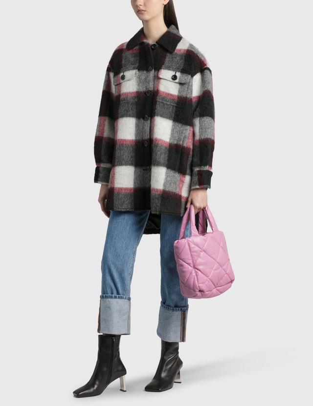 Stand Studio Rosanne 다이아몬드 백 Bubblegum Pink Women