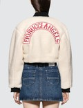 Fiorucci Arian Crop Jacket With Patch Picture