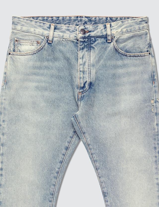 Palm Angels 5 Pockets Pants