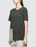 C2H4 Los Angeles Component Pocket Short Sleeve T-shirt