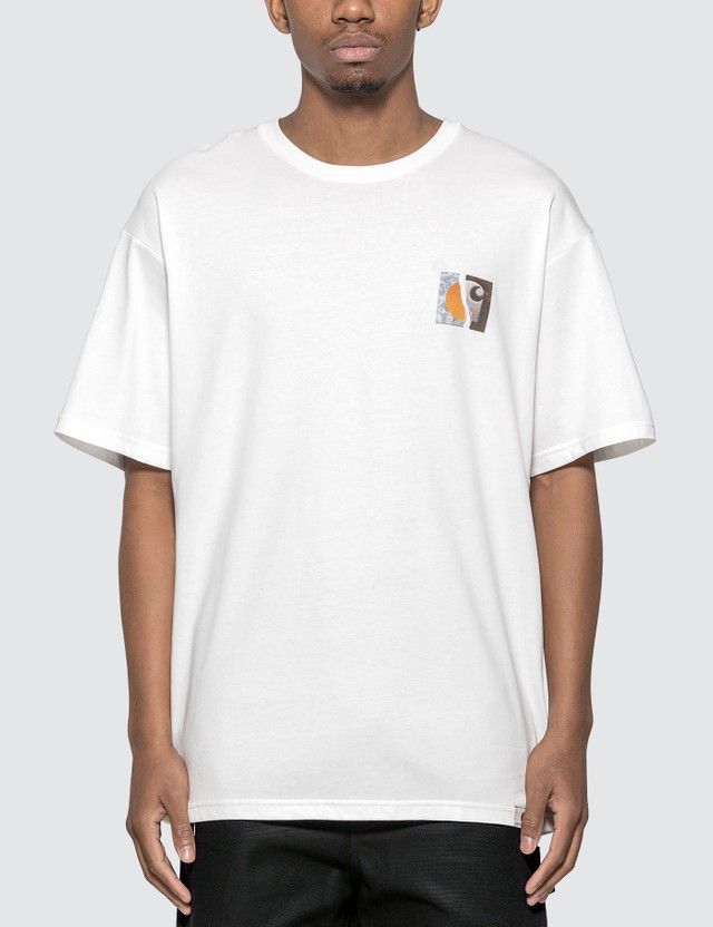 Carhartt Work In Progress Backpages T-shirt