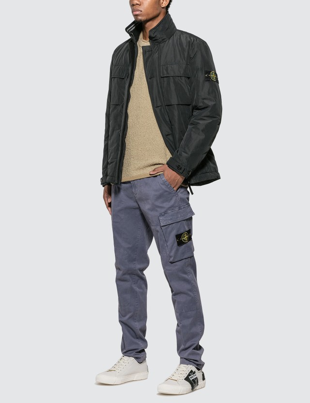 Stone Island Peeling Knit Sweater