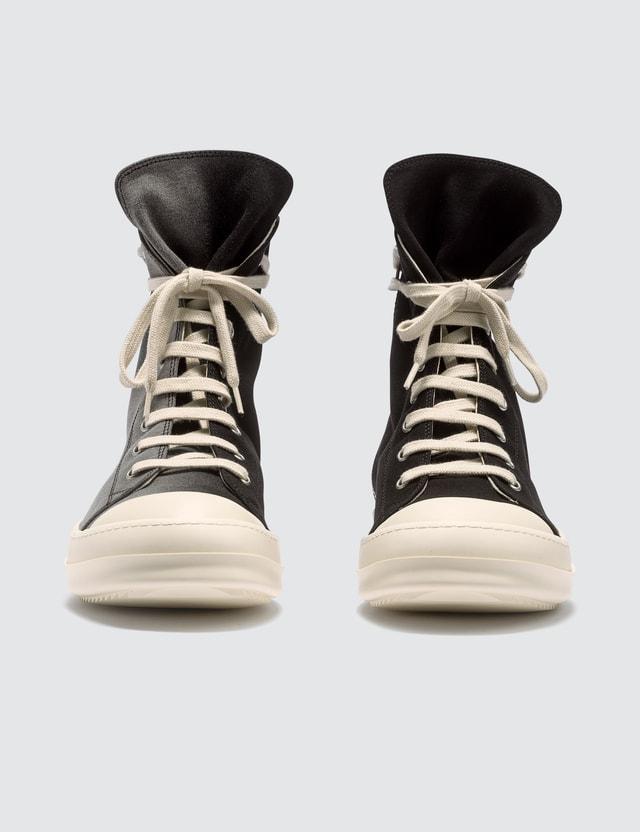 Rick Owens Drkshdw Hi-Top Sneakers