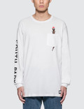 Huf South Park x Huf Mr Hanky L/S Pocket T-Shirt Picture