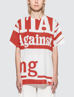 Maison Margiela Printed Short Sleeve T-shirt