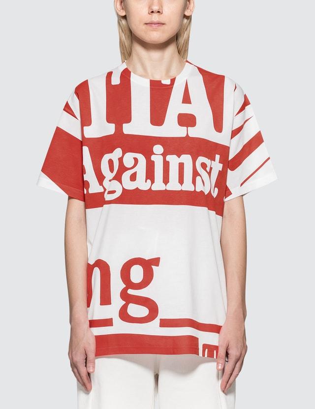 Maison Margiela Printed Short Sleeve T-shirt