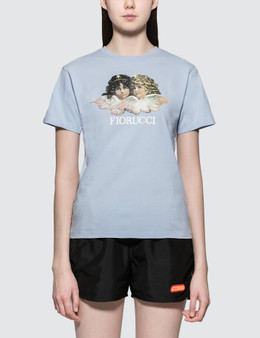 Fiorucci Vintage Angels Short Sleeve T-shirt