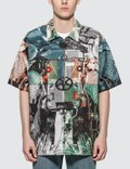 Burberry Submarine Print Cotton Shirt Picutre