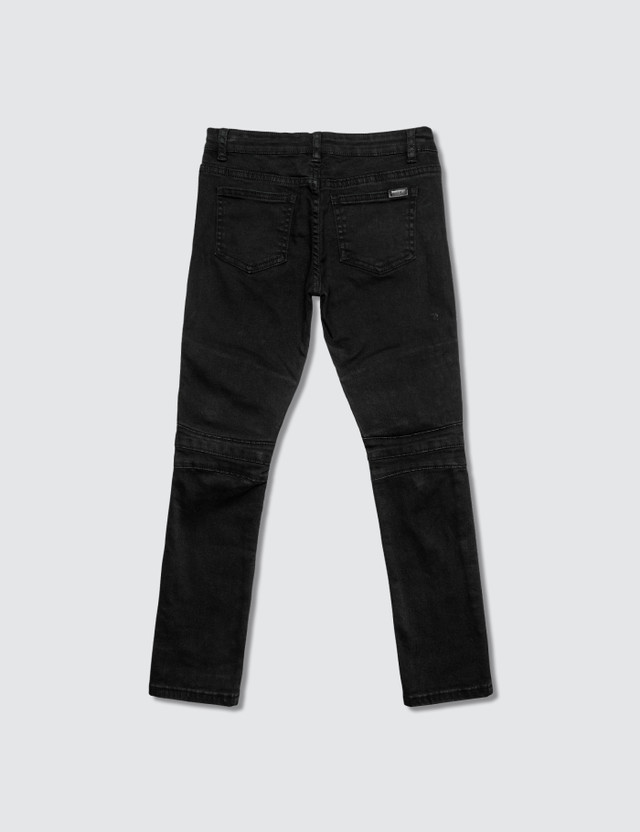Haus of JR Zanotti Basket Denim Jeans