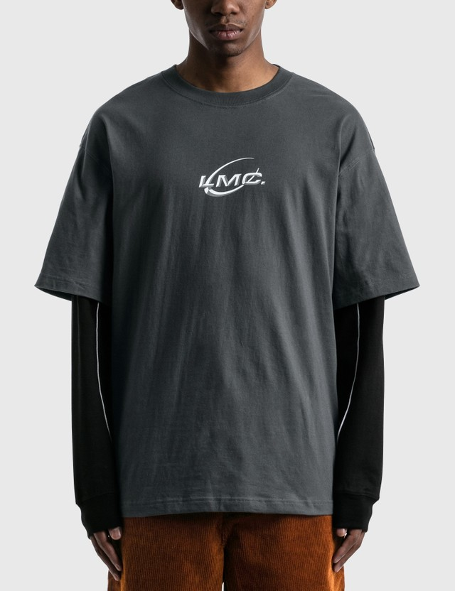 LMC LMC Pipe Line Layered Long Sleeve T-shirt