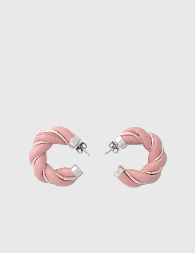 Bottega Veneta Twist Earrings Blossom Women