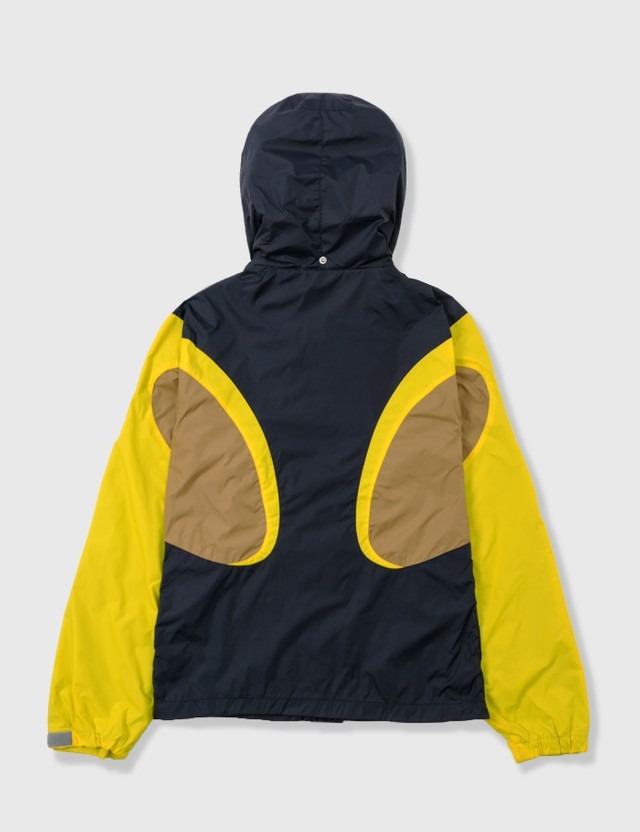 Comme des Garçons Shirt Comme Des Garçons Shirt Windbreaker Jacket Navy Archives
