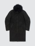 Helmut Lang Vintage Cotton Coat Picture