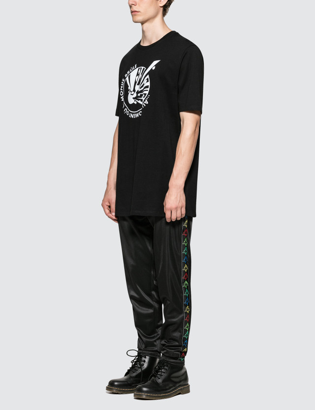 Faith Connexion PR Oversized Black S/S T-Shirt