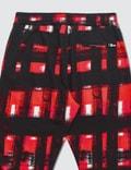 Alexander McQueen Painted Checker Pants
