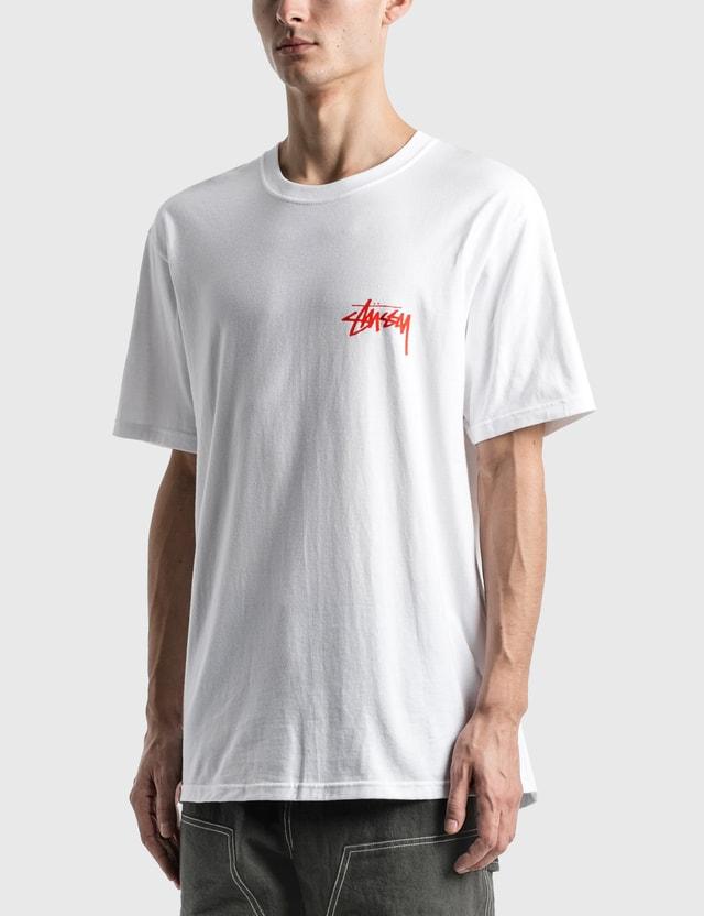 Stussy Maximum Respect T-Shirt White Men