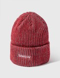 Stussy 2 Tone Knit Short Beanie Picture