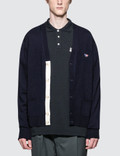 Maison Kitsune Virgin Wool Classic Cardigan Picture