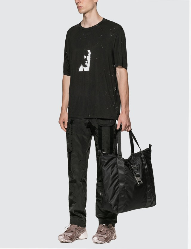 Heliot Emil Zipper Tote Bag