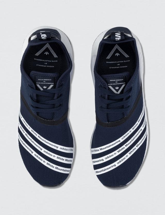 7bfb52008 Adidas Originals Adidas Originals x White Mountaineering WM NMD XR2  Primeknit