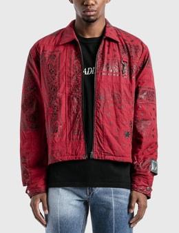 Reese Cooper Bandana Work Jacket