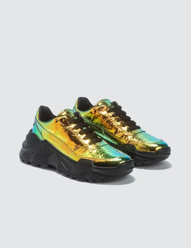 Joshua Sanders Zenith Chunky Sole Sneakers