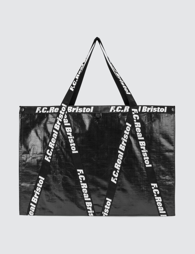 F.C. Real Bristol Ground Sheet Tote Bag