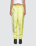 Alexander Wang.T Washed Nylon Pant With Reflective Print Detail