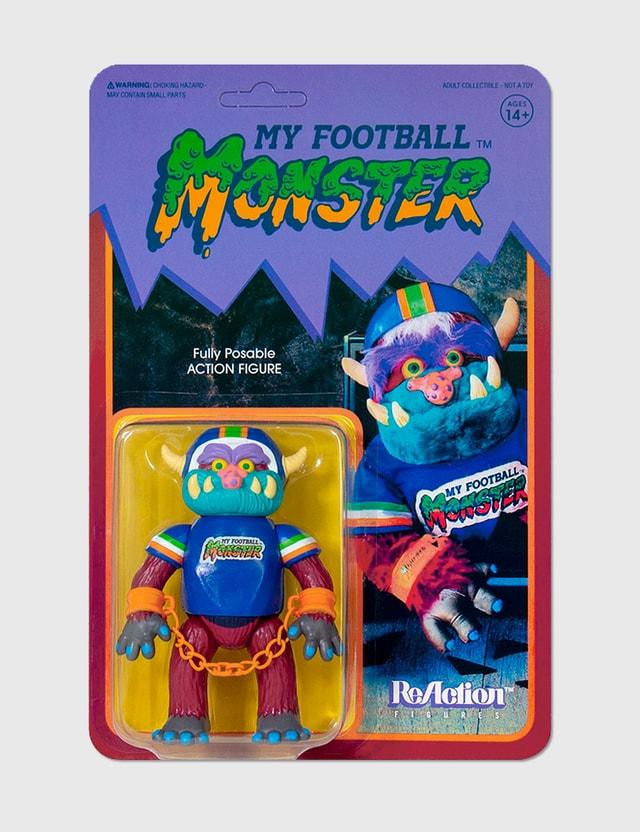 Super 7 My Pet Monster ReAction Figure – Football Monster N/a Life