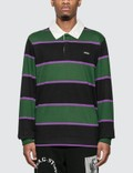 Stussy Blake Rugby Shirt Picture