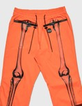 99%IS- Born To Bone 팬츠 Orange Men