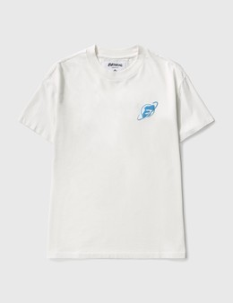 Earthling Collective Back Slogan Oversize T-shirt
